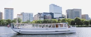 charles river sight seeing tour