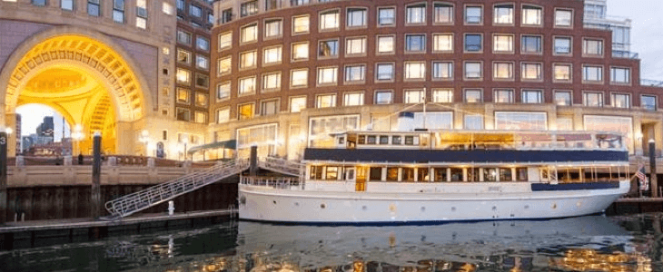 seaport boston dock