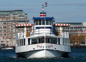 charles riverboat company's lexington vessel
