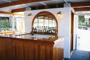 bar on board ship