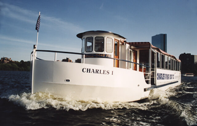 charles riverboat company's charles i