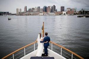 bride and groom on valiant