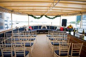wedding seating on the valiant