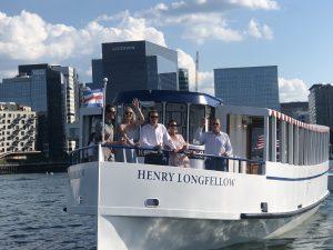Family on Henry Longfellow