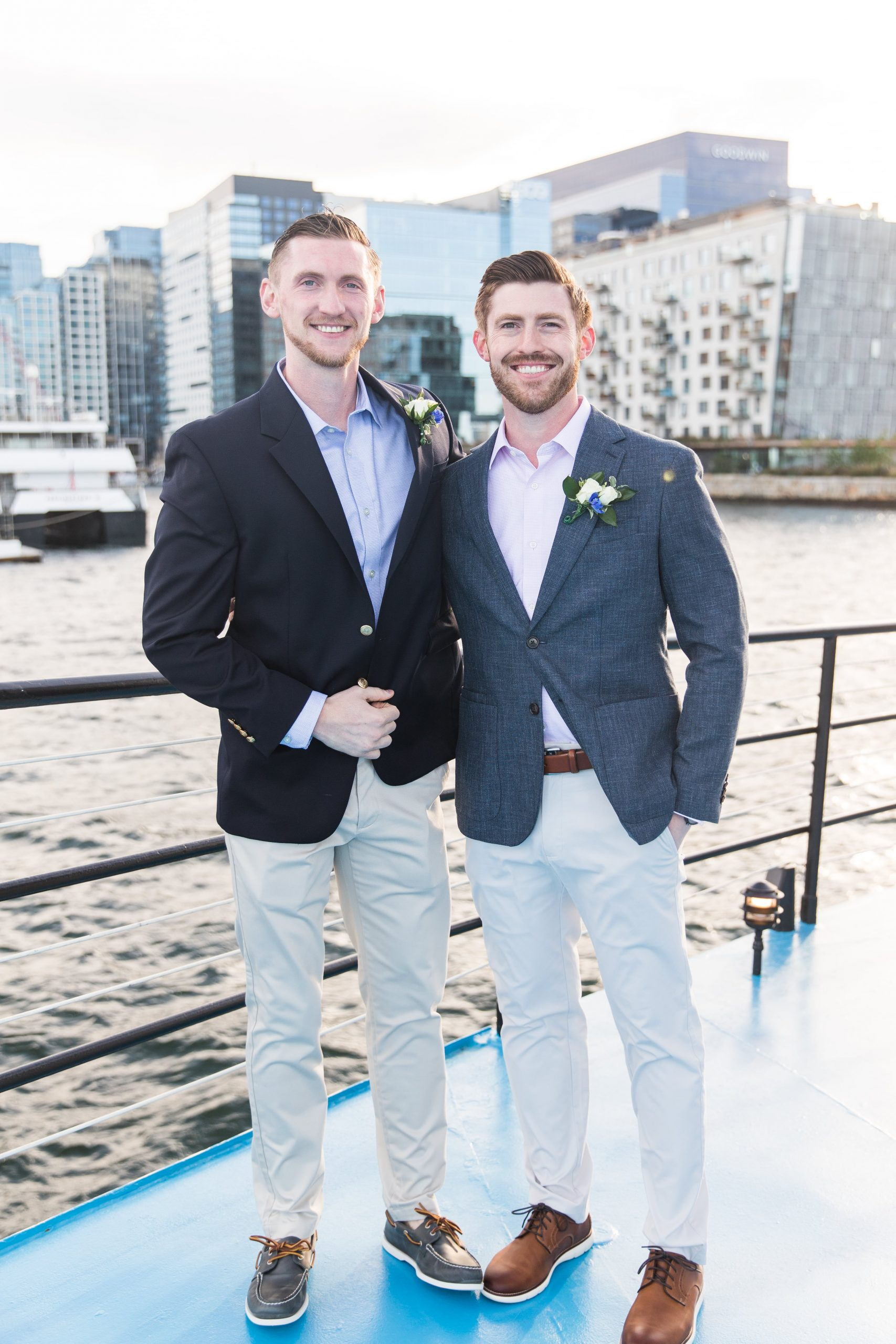 wedding on the charles river