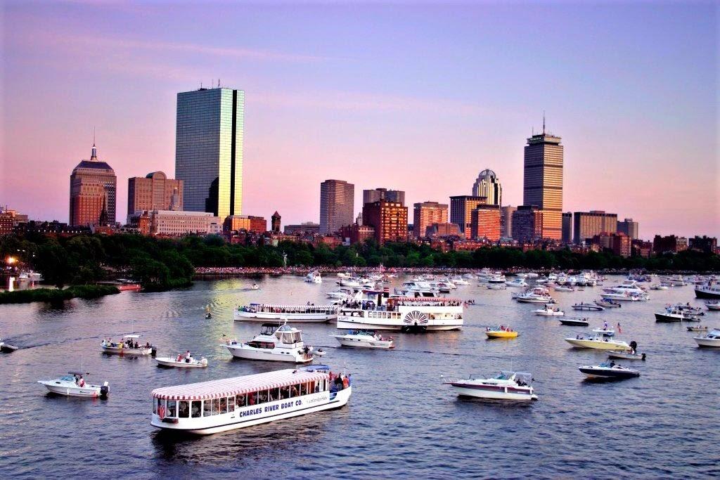 Charles River Cruise