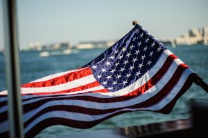 American Flag Independence