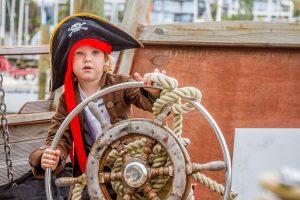 halloween pirate ship cruise